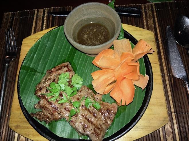 Tipps & Infos: Laotische Küche: Büffel, gegrillt (Ping Sin Kwai )