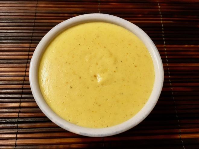 Rezepte: Dips & Saucen: Vegane Käsesauce