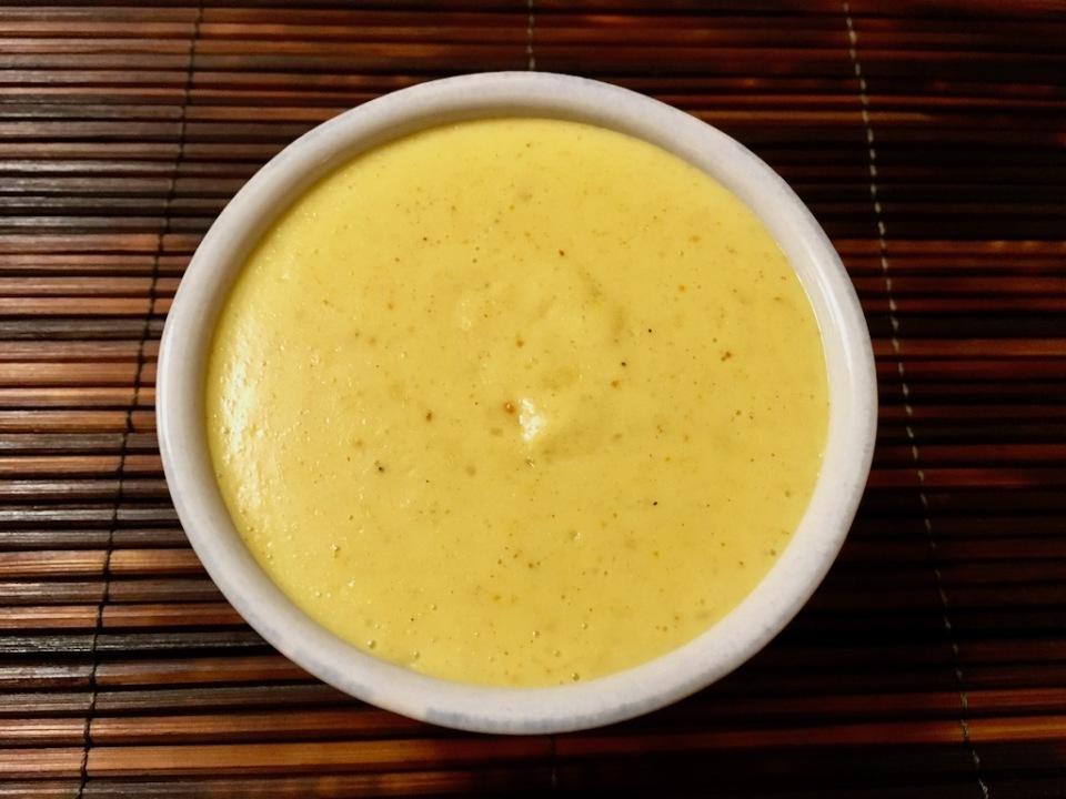 vegane Käsesauce - Käsesauce - vegan - Cashew - Hefeflocken - Rezepte - für Nachos - ohne Cashews