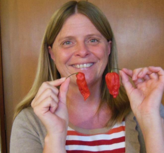 Tipps & Infos: Chilis: Naga Jolokia und ich