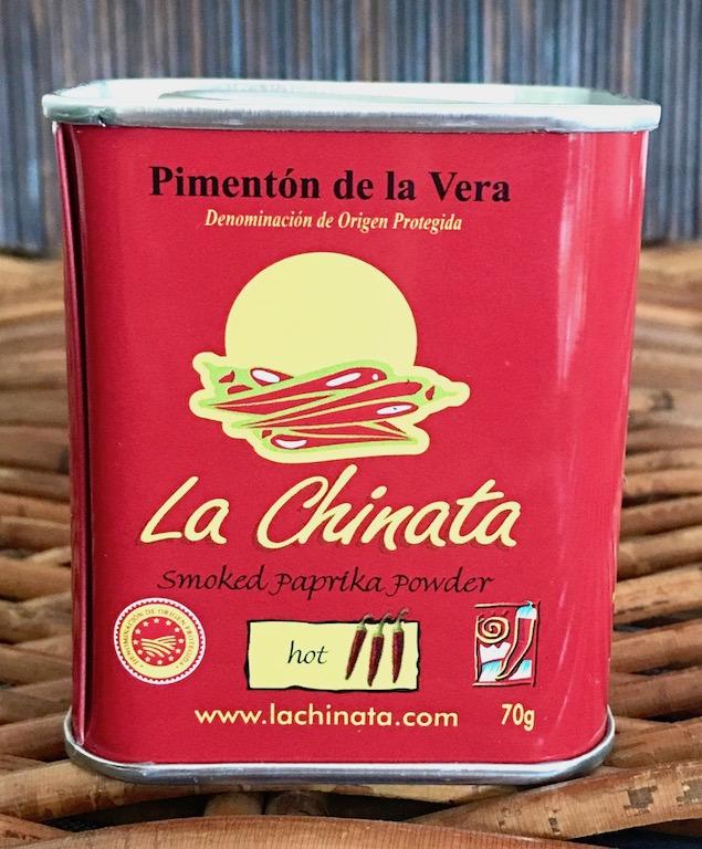 Tipps & Infos: Chilis: gemahlenes Pimentón de la Vera in der Dose