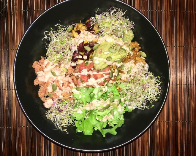 Rezepte: Hauptgerichte: Burrito-Bowl