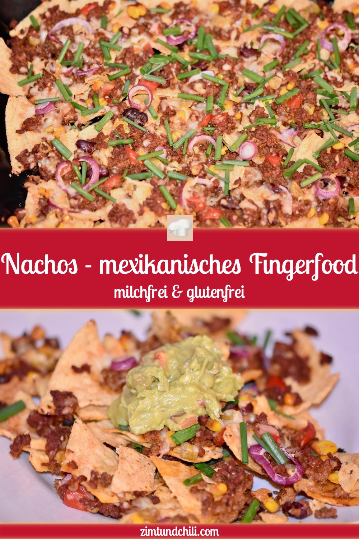 Nachos – mexikanisches Fingerfood