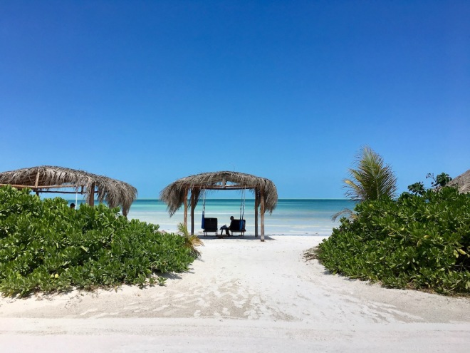 Sunshine Blogger Award - Holbox - Mexiko - Bild