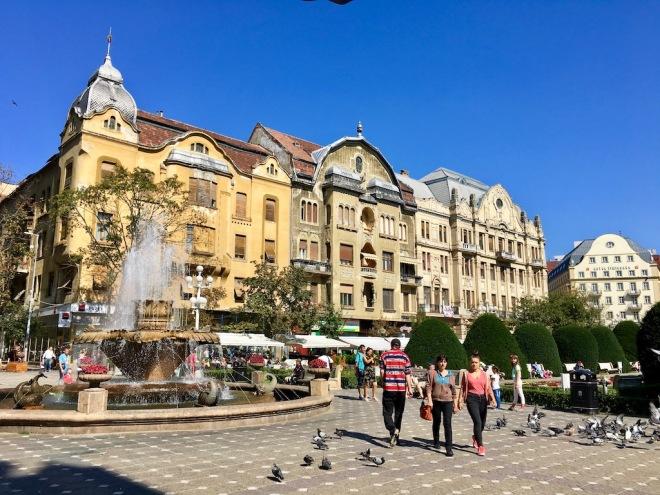 Sunshine Blogger Award - Bild - Timisoara - Rumänien