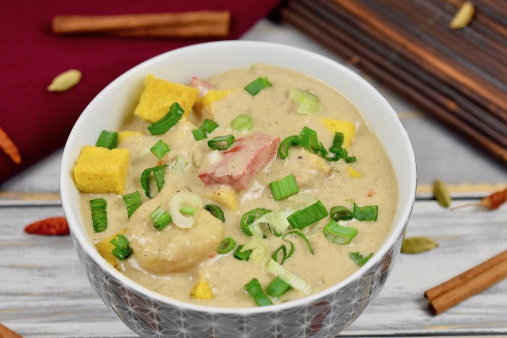 Massaman Curry – Gäng Massaman